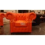 Chesterfield Classic 311 garnitúra Orange K6
