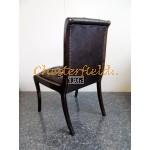 Chesterfield Classic szék Antikbarna A5