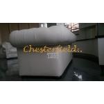 Chesterfield Classic 3-as kanapé Törtfehér K2