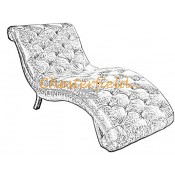 Chesterfield Chaise Lounge  (2)