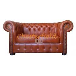 Chesterfield Classic 2-es kanapé Antikwhisky C12