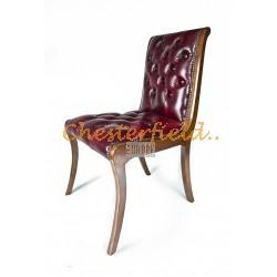 Chesterfield Classic szék Antikbordó A7