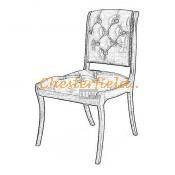 Chesterfield Manchester szék (3)