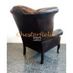 Chesterfield Queen fülesfotel Antikbarna A5