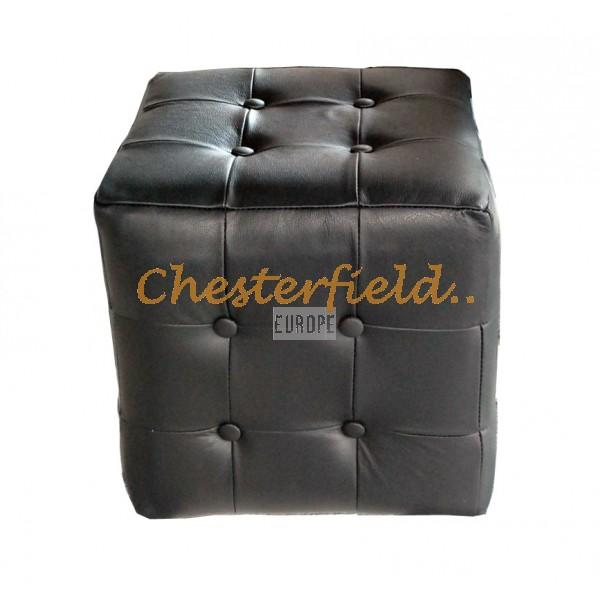 Chesterfield Yuppe Fekete K70