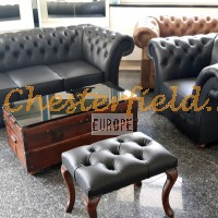 Chesterfield kanapé, fotel