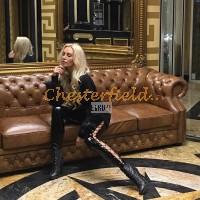 Chesterfield 4 személyes kanapé