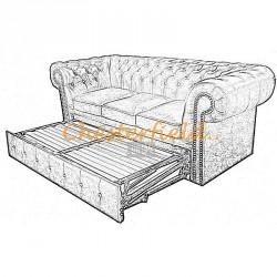 Chesterfield Classic kinyitható kanapé