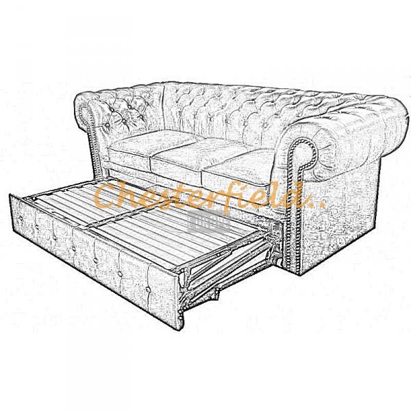 Classic 3-as ágyazható kanapé megrendelés egyéb színekben