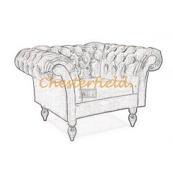 Chesterfield Diva fotel
