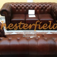 Chesterfield ülőgarnitúra