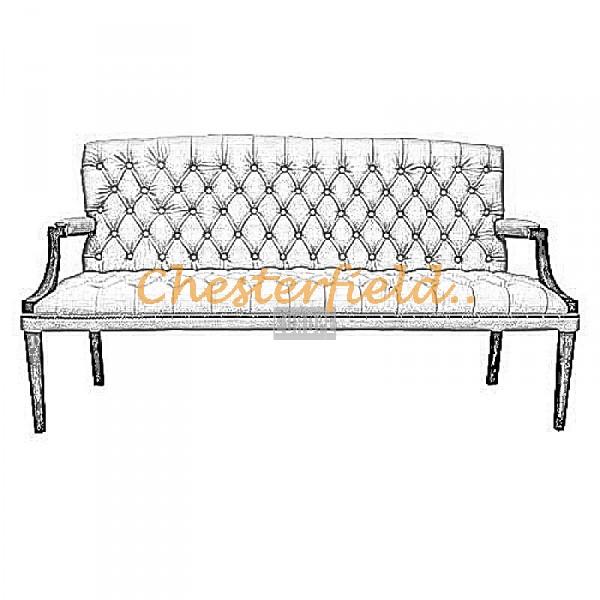 King 3-as kanapé megrendelés egyéb színekben
