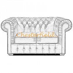 Chesterfield Mark 2-es kanapé