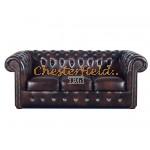Chesterfield Classic 3-as kanapé Antikbarna A5