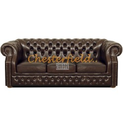 Chesterfield Windsor 3-as kanapé Antikbarna A5