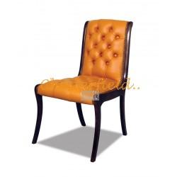 Chesterfield Classic szék Narancs K6