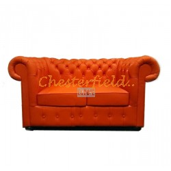 Chesterfield Classic 2-es kanapé Orange K6