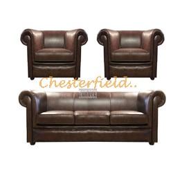 Chesterfield London 311 garnitúra Antikbarna A5