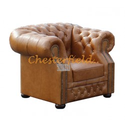 Chesterfield XL Windsor fotel Antikwhisky C12