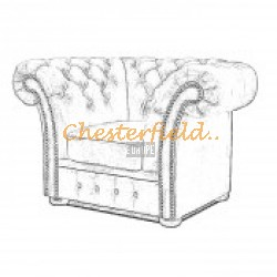 Chesterfield XL Windchester fotel