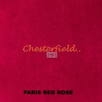 Paris Red Rose