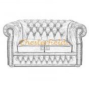 Chesterfield Windsor 2-es kanapé (12)