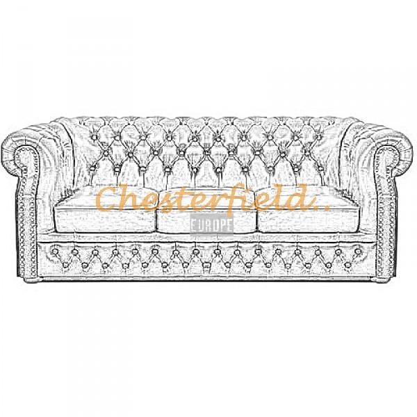 Windsor 3-as kanapé megrendelés egyéb színekben